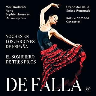 Manuel de Falla: Noches en los jardines de Espana & El sombrero de