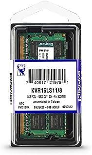 Memória Notebook DDR3L - 8GB / 1.600MHz - Kingston ValueRAM - KVR16LS11/8