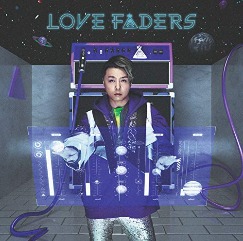 【メーカー特典あり】 LOVE FADERS(Limited Edition B)(CD+DVD-B)(堂本 剛(画伯)直筆イラスト入り クリアファイル きゅ(A4サイズ)付)