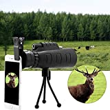 Monocular Telescope With Tripods Review and Comparison