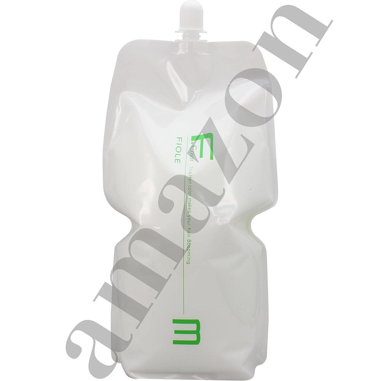 アーティスト苛性成分フィヨーレ BLカラー OX 2000ml 染毛補助剤 第2剤 パウチ (OX3%)