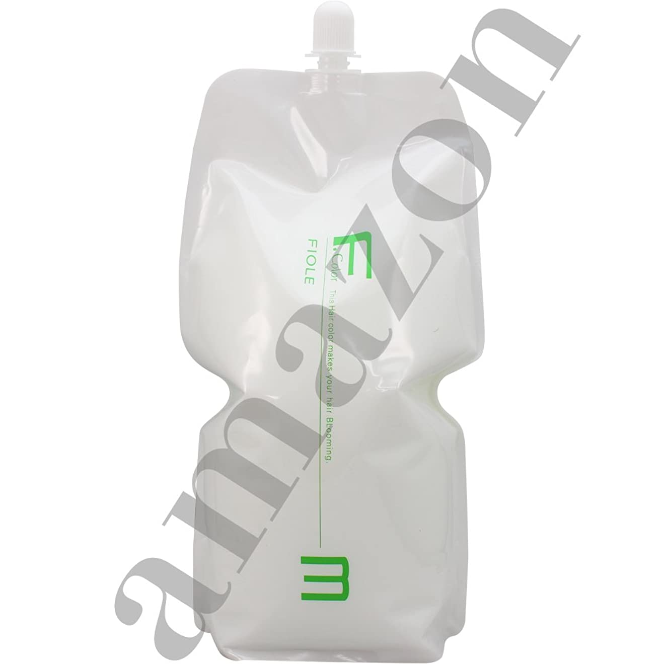 笑サロン構造的フィヨーレ BLカラー OX 2000ml 染毛補助剤 第2剤 パウチ (OX3%)