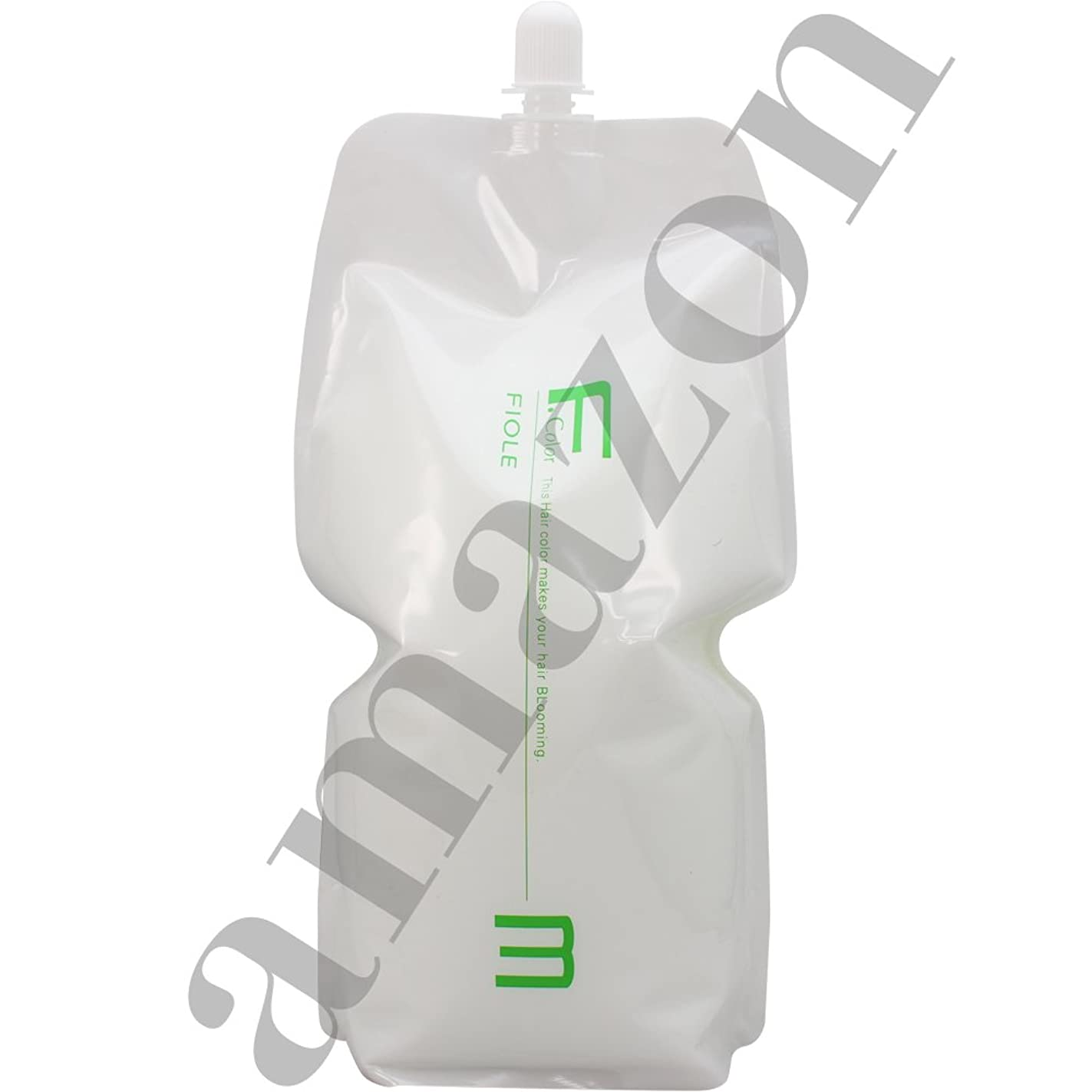 飼料スピーカー対抗フィヨーレ BLカラー OX 2000ml 染毛補助剤 第2剤 パウチ (OX3%)
