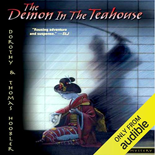 The Demon in the Teahouse audiobook cover art