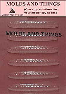 Molds and Things CIGAR WITH BAND Chocolate candy mold
