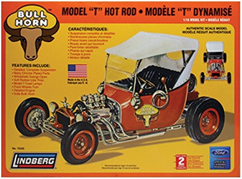 Lindberg 1 16 Mastab Stierhorn Ford Modell T Hot Rod Spielzeug