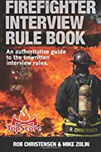 Firefighter Interview Rule Book: Firefighter Interview Rule Book