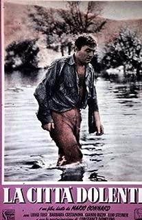 LA CITTA DOLENTE 1948 Federico Fellini, Tonino Delli Colli without subtitles