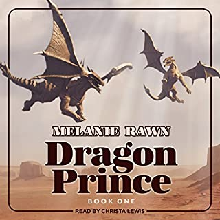 Dragon Prince  cover art