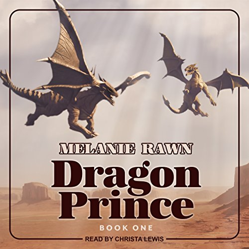 Dragon Prince audiobook cover art