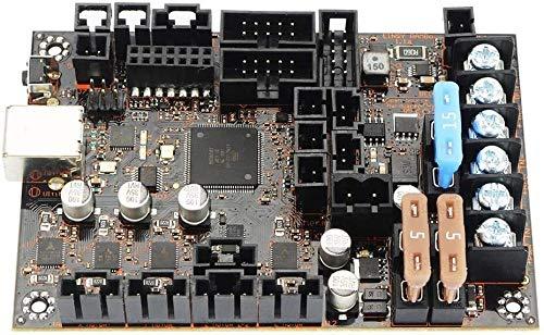 KASILU DIAN0226 3D Control Board Motherboard + TMC2130 Schrittmotor-Treibermodul für Reparp PRUSA I3 3D-Drucker Hochleistung