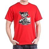 Photo de CafePress Toxic Avenger 2 T-shirt en coton foncé - Rouge - Medium