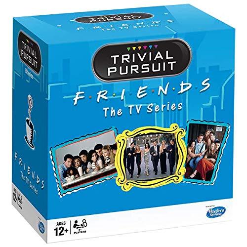 Niños Jugar Tiempo Trivial Persecución Amigos Juego