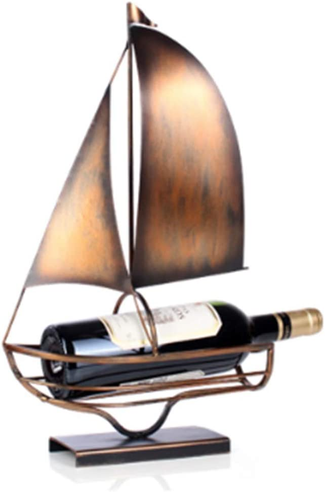 New York Mall Fixed price for sale Tabletop Wine Racks Rack European Creative R Ornaments