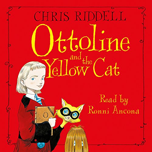 Ottoline and the Yellow Cat cover art