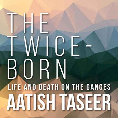 The Twice-Born audiobook cover art