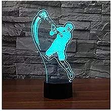 Best lacrosse 3d illusion lamp Reviews