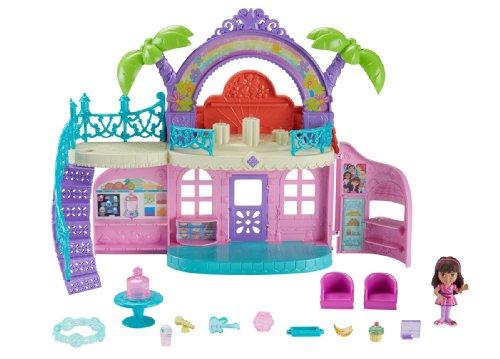 The Dora The Explorer Dollhouse