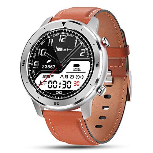 LJMG F50 Smart Watch Call Bluetooth Caliente Custom DIAL Pad Hombre CORAZÓN CORAZÓN Fitness Rastreador De Fitness Dispositivo Portátil para Mujer Pulsera PK DT78 F35 L11 Y20,E
