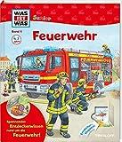 WAS IST WAS Junior Band 4. Feuerwehr: Welche Aufgaben hat die Feuerwehr? Wie verhält man sich bei einem Brand? (WAS IST WAS Junior Sachbuch, Band 4) - Christina Braun
