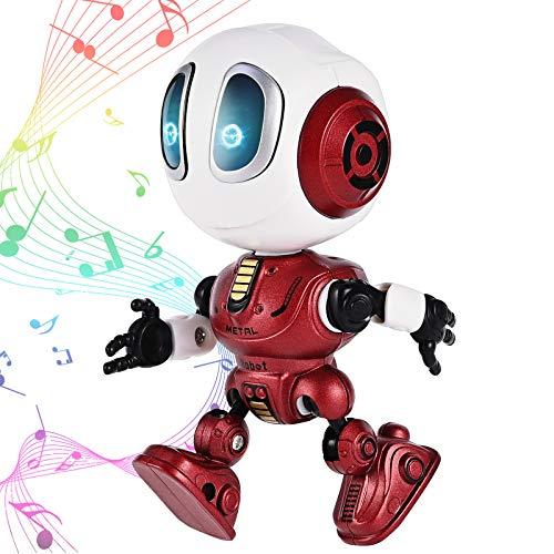 GOLDGE Mini Robot Juguete Educativo para niños, Robots...