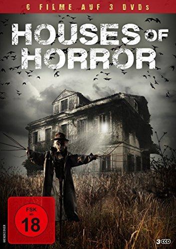 Houses of Horror (6 Horrorfilme auf 3 DVDs)