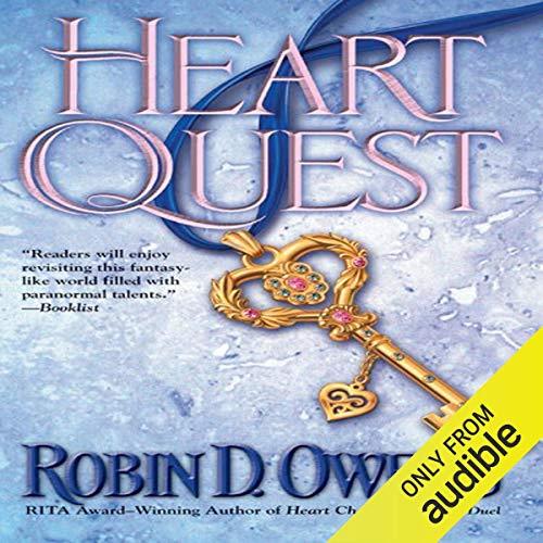 Heart Quest cover art