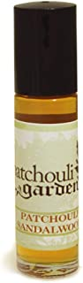 Patchouli Garden - Patchouli Sandalwood Perfume Roll-on