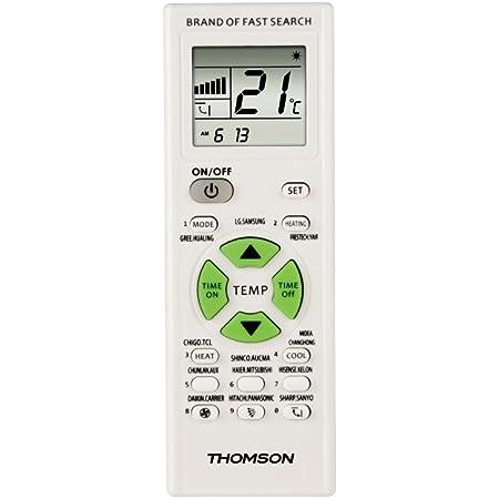 Thomson Universal Fernbedienung Für Klimaanlagen Und Elektronik