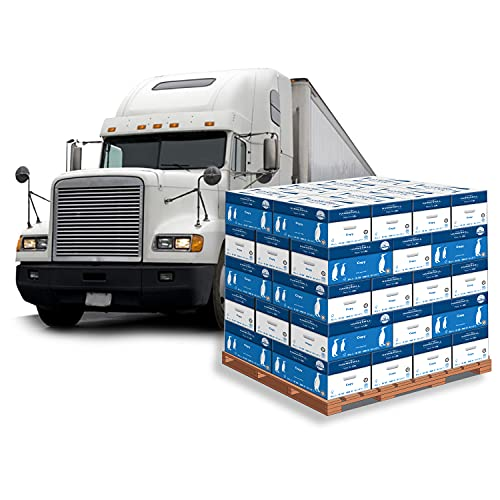 Hammermill Printer Paper, 20 lb Copy Paper, 8.5 x 11 - 1 Truckload (840 Cases) - 92 Bright, Made in the USA