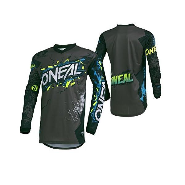 Cycling Jerseys O'Neal Unisex Element Jersey Element Villain Jersey [tag]