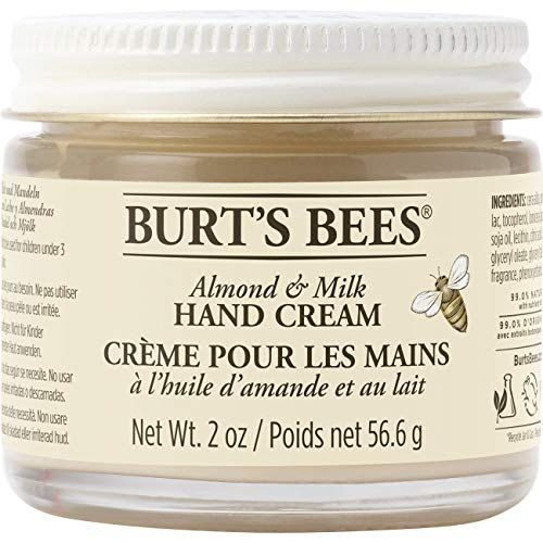 Burt's Bees Almond & Milk Hand Cream, 2 Oz