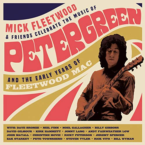 CELEBRATE THE MUSIC OF PETER GREEN AND THE EARLY YEARS OF FLEETWOOD MAC [2CD]