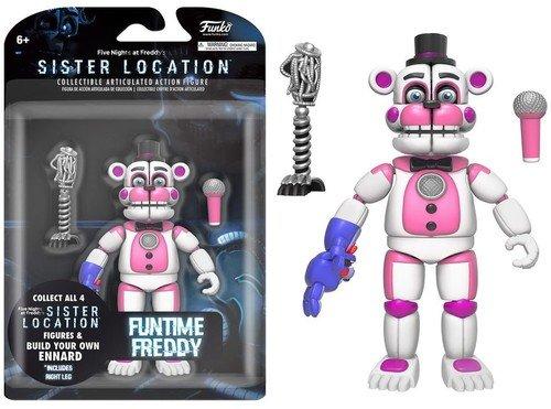 Funko- Action Freddy Figura de Vinilo (13741)