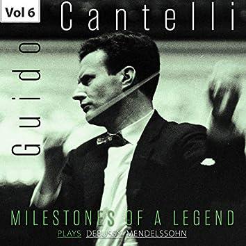 Milestones of a Legend: Guido Cantelli, Vol. 6