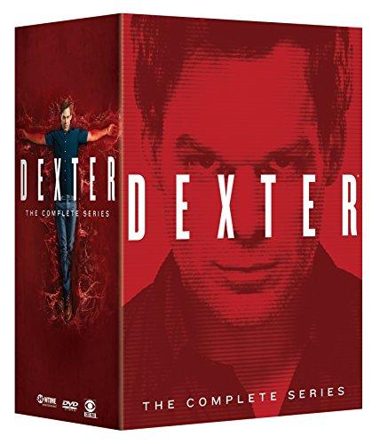Dexter: The Complete Series (32 Dvd) [Edizione: Stati Uniti] [Italia]