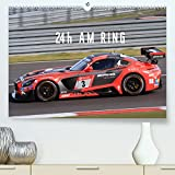 24h am Ring (Premium, hochwertiger DIN A2 Wandkalender 2022, Kunstdruck in Hochglanz)