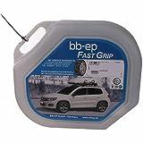BB-EP Cadena de Nieve para Hyundai i30(2017) con el neumático tamaño 195/65R15–con selbstspannm Bandeja de Carga–Garantía de 5años con ö de Norma, Uni y TÜV