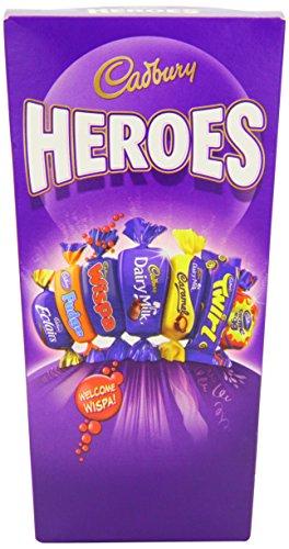 Cadbury - Heroes Small Carton - 185g