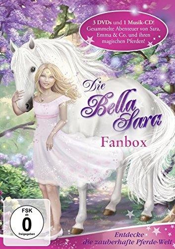 Bella Sara - Die Fanbox (+ Audio-CD) [3 DVDs]