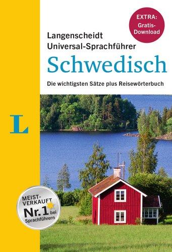 """Langenscheidt Universal-Sprachführer Schwedisch - Buch inklusive E-Book zum Thema """"Essen & Trinken"""": Die wichtigsten Sätze plus Reisewörterbuch"""