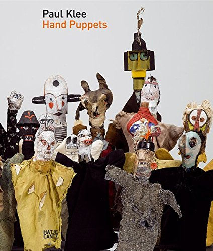Paul Klee. Hand Puppets (Emanating)