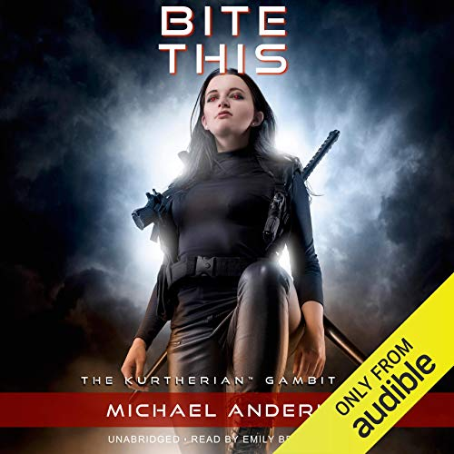 Bite This audiobook cover art