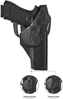 VEGA HOLSTER Funda de Polímero DCH8, Negra, Derecha, para Beretta PX4