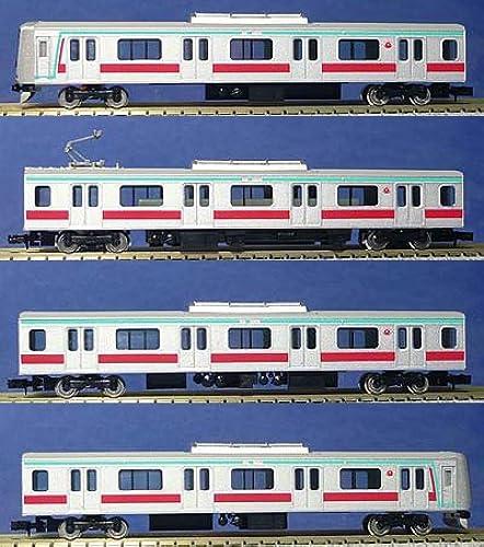 servicio de primera clase Tokyu Series 5000 Den-en-toshi Line w Motor Motor Motor (Basic 4-Car Set) (Model Train) (japan import)  barato y de moda