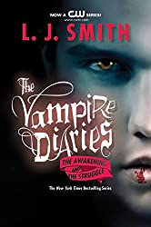 commercial Awakening / Battle (Vampire Diary, Book 1-2) teen vampire books 2