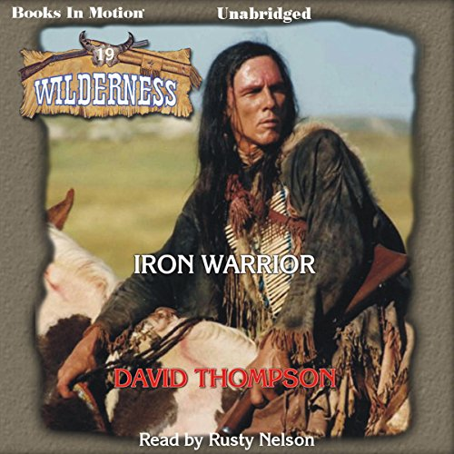 Iron Warrior audiobook cover art