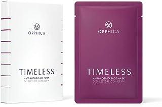 Orphica Gezichtsmasker, anti-aging, anti-rimpel vochtinbrengende crème, anti-aging huidverzorging met vitamine A en aloë-e...