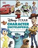 Disney Pixar Character Encyclopedia New Edition (English Edition)