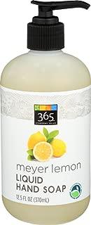 365 Everyday Value, Meyer Lemon Liquid Hand Soap, 12.5 Fl Oz